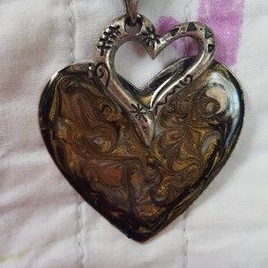 Chico's Heart Necklace